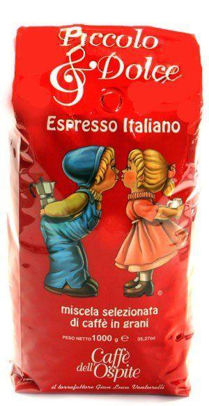Lucaffe Espresso Kaffee Piccolo Dolce