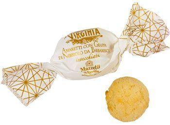Amaretti Virgina - Grappa 20g