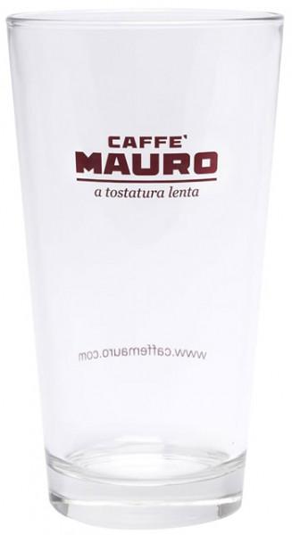 Mauro Kaffee Latte Macchiato Glas