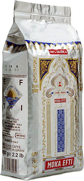 Moka Efti Arabica 100% Arabica
