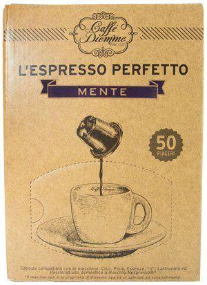 Diemme Nespresso Kapseln Mente