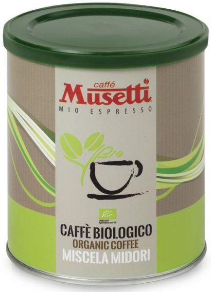 Musetti Bio gemahlen Kaffee