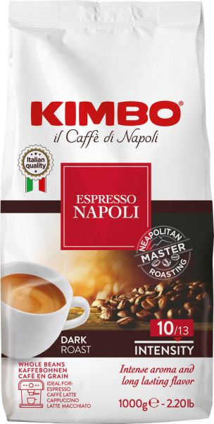 Kimbo Espresso Napoletano 250g Bohne