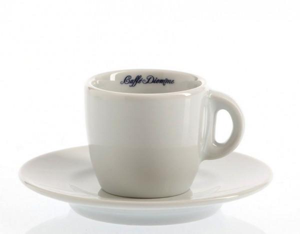 Caffe Diemme Espresso Tasse