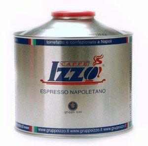 IZZO Espresso Napoletano Mühlenaufsatz