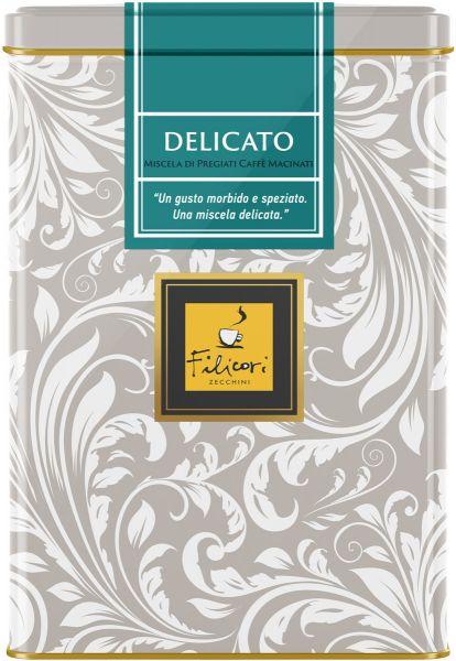 Filicori Zecchini Espresso Delicato Siebträgermahlung