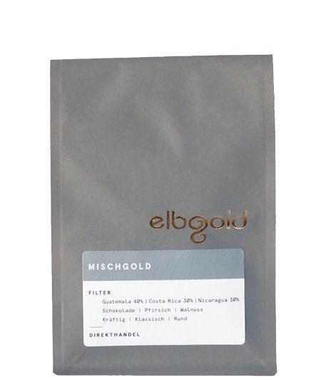 Mischgold Filterkaffee 250g | Elbgold