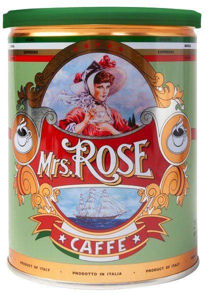 Mrs. Rose Espresso Kaffee Bohnen