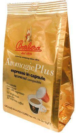 Barbera Nespresso®* kompatible Kapseln - Aromagic Plus