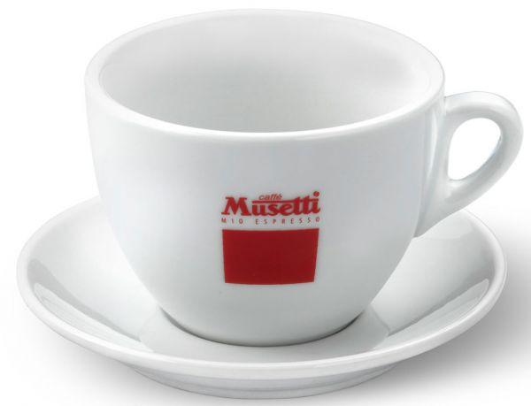 Musetti Milchkaffeetasse