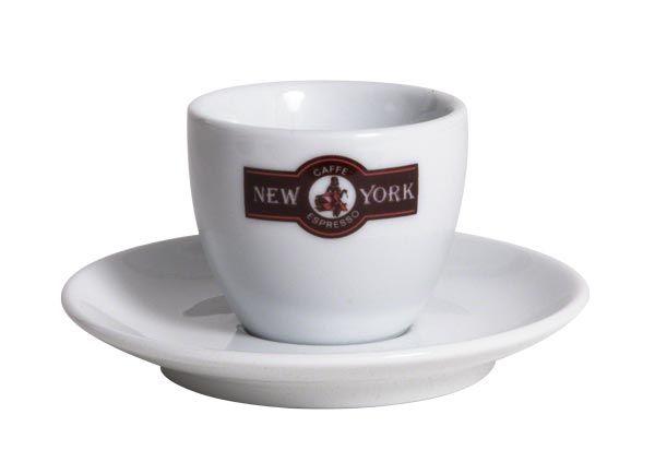 Caffé New York Espresso Tasse