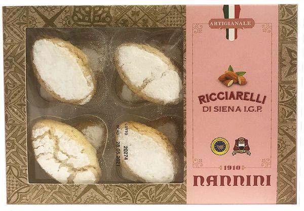 Nannini Ricciarelli mit Mandeln