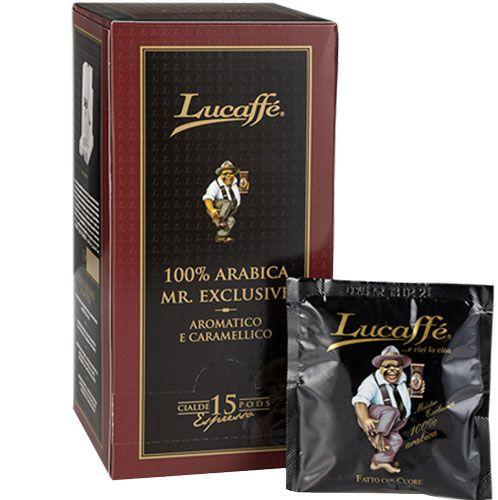 Lucaffe ESE Arabica Mr Exclusiv Pad