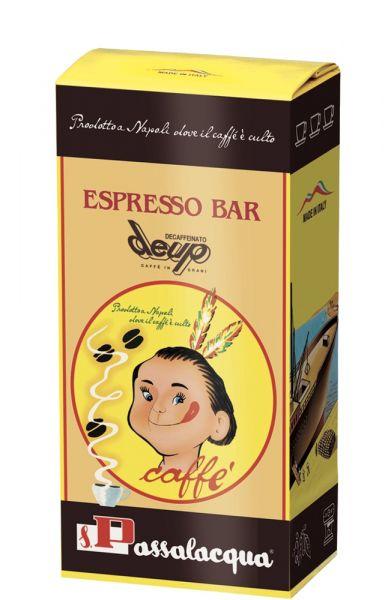 Passalacqua Deup Espresso Ohne Koffein   Entkoffeiniert