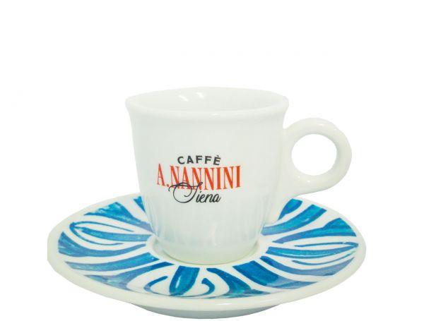 Nannini Espressotasse Blau