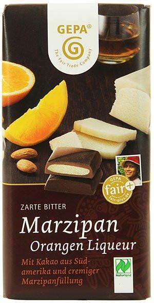 GEPA BIO Schokolade Orangen Liqueur