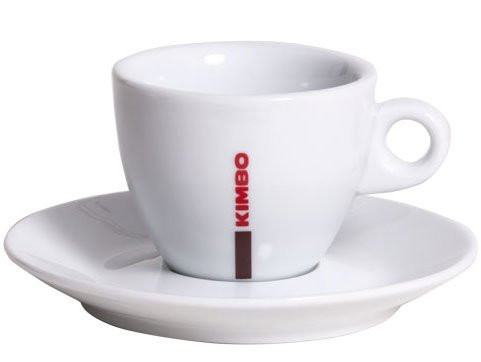 Kimbo Milchkaffeetasse