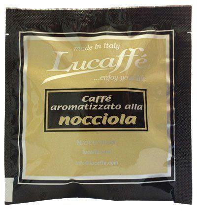 Lucaffe Nocciola Pads 150 Stück