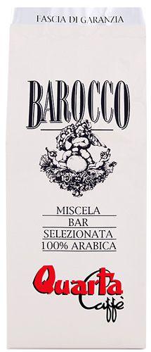 Quarta Caffè Barocco | 100% Arabica Espresso Kaffee